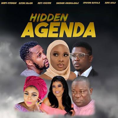 Download Ise Ikoko (Hidden Agenda) Latest Yoruba Movie 2020