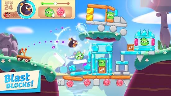 Angry Birds Journey Screenshot