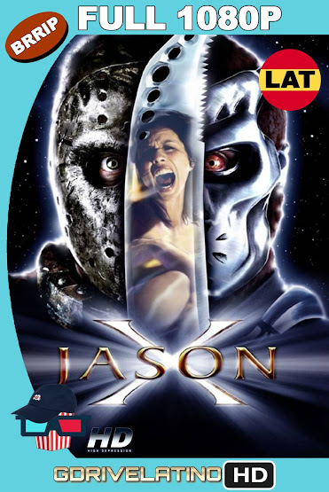 Jason X (2001) BRRip 1080p Latino-Ingles MKV