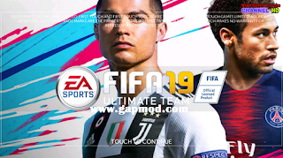 FTS Mod FIFA 19 Ultimate by World Games