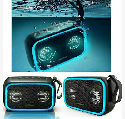 Asimom Bluetooth Speaker - 28W Waterproof Stereo-Sound Box