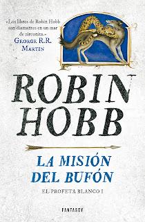 La misión del bufón de Robin Hobb
