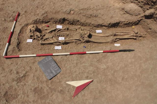 Unique medieval burial found in Sicily