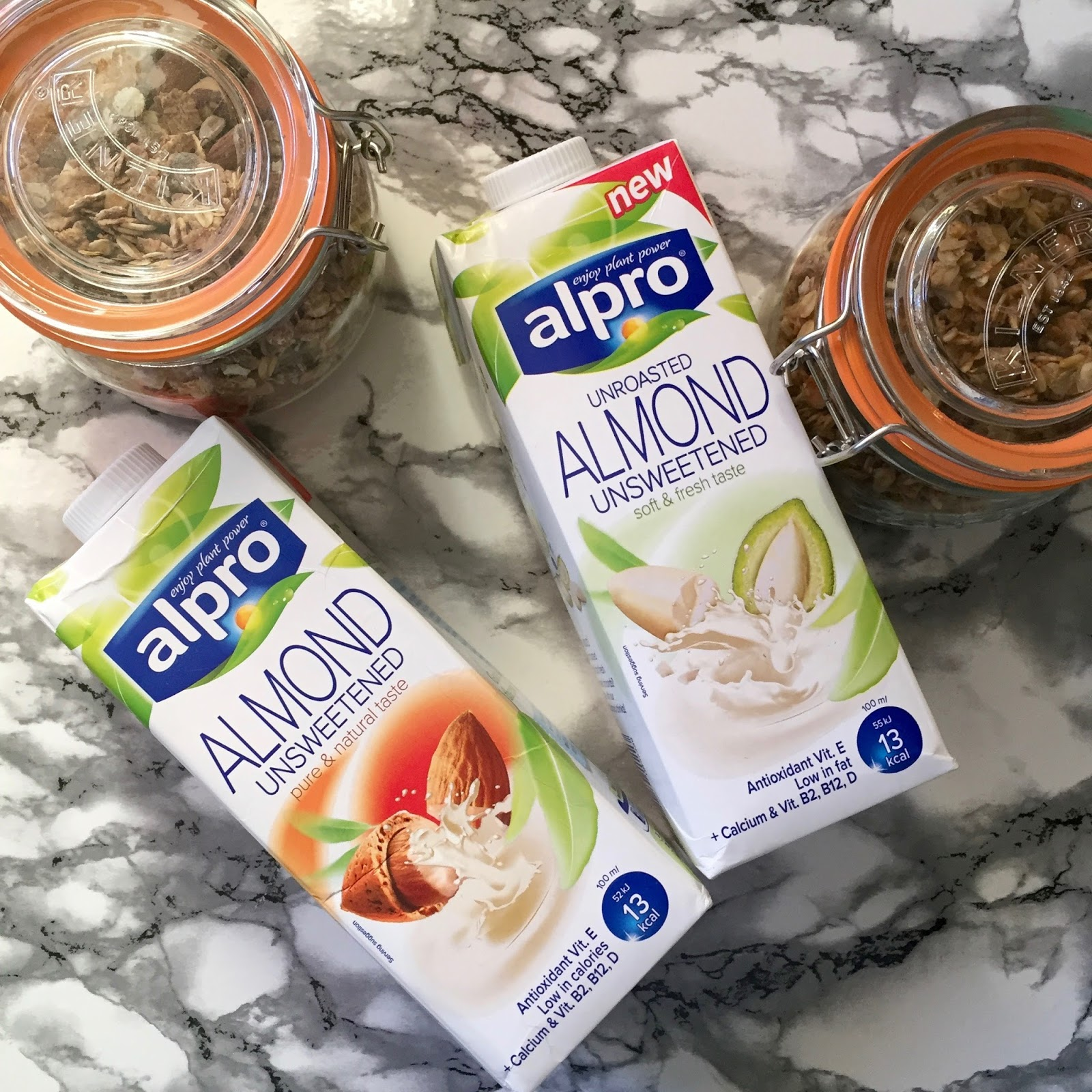 Start Your Morning Off Right With Alpro