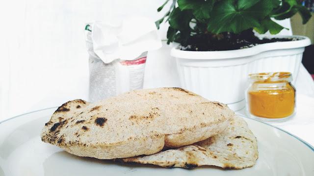Ricetta chapati, pane indiano senza lievito cotto in padella