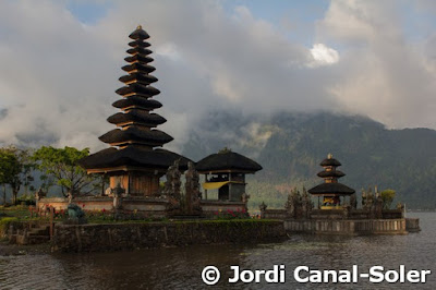 Templo de Pura Ulun Danu Bratan