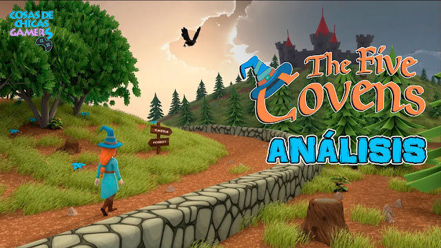 Análisis de The Five Covens para PlayStation 4