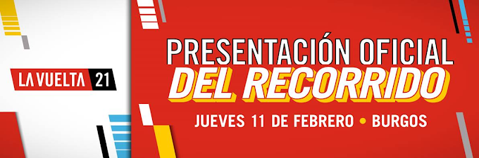 La Vueta a España 2021 se presentará el 11 de febrero