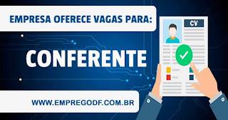 Conferente