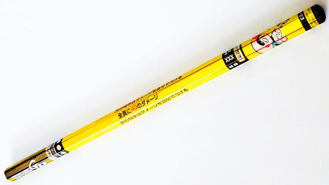 バトエンGP035 激闘!物質パーティ編のおどるほうせきのバトル鉛筆