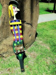 Rapapau - Instrumento Musical Rústico, Tradições dos Imigrantes Alemães no Parque Pedras do Silêncio, Nova Petrópolis
