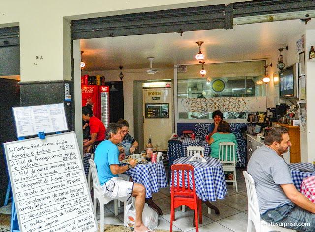 Restaurante Feyzi Cozinha da Turquia, Copacabana, Rio de Janeiro