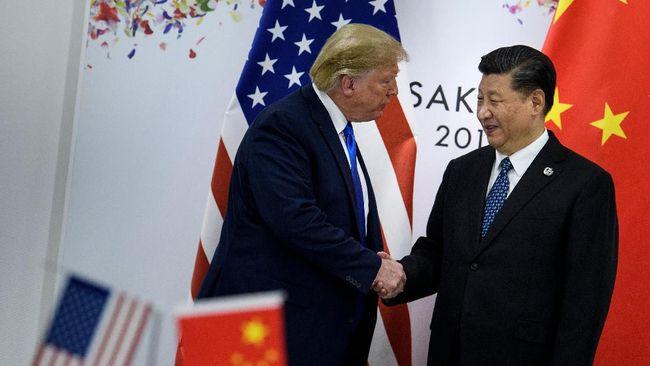 Trump Ancam Putus Hubungan, China Ajak AS Bertemu