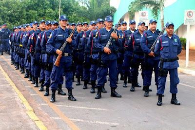Secretária de Defesa Social e PM firmam parceria para capacitação da Guarda Municipal de Várzea Grande (MT)