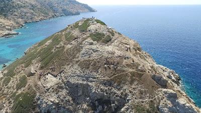 δες απέναντι: Αρχαιολογική έκθεση με ευρήματα από την Κέρο και το Δασκαλιό στο Κουφονήσι