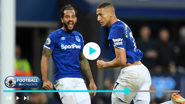 Everton vs Brighton & Hove Albion – Highlights