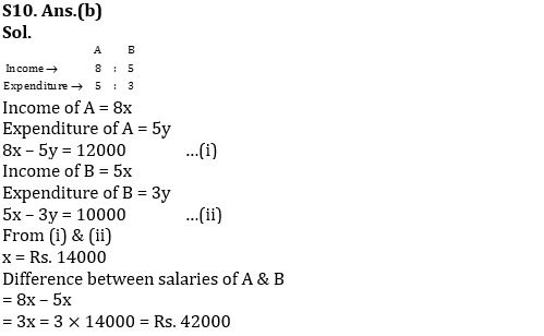 Ratio and Proportion Questions for SSC CGL TIER-2 & IB (ACIO) 2017_140.1