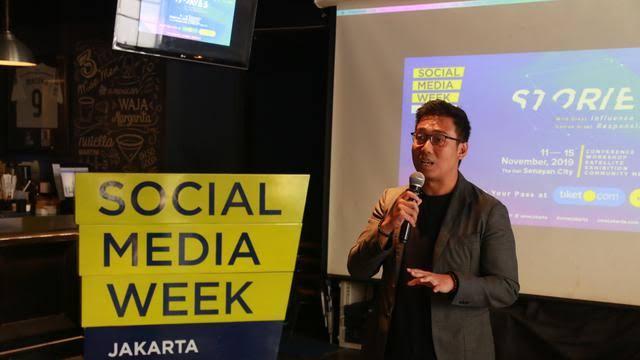 Social Media Week Jakarta 2019 kembali digelar