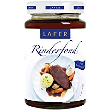 Johann Lafer, Rinderfond, 400 ml