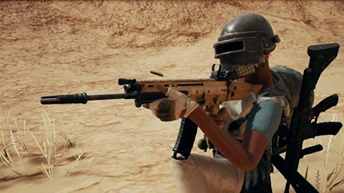 The Best Assault Rifles: SCAR-L