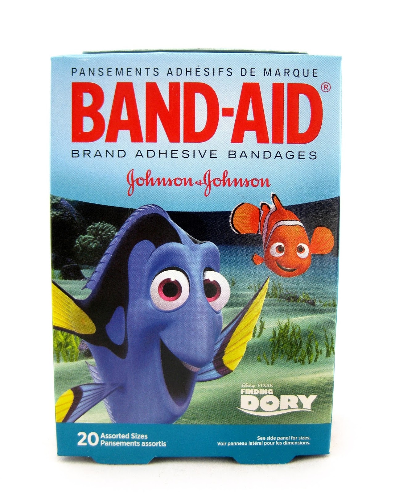 dan the pixar fan  finding dory  band