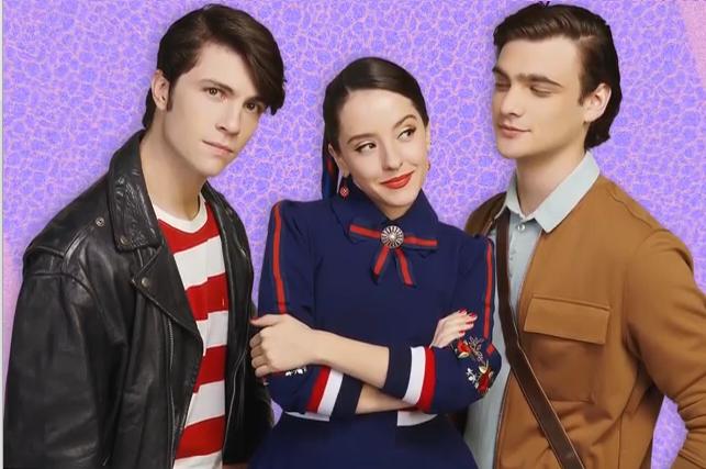 Eva, JJ e Tiago: Triangulo amoroso da 2 temporada de Club 57