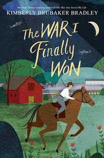 Book Review: The War I Finally Won by Kimberly Brubaker Bradley by freshfromthe.com.