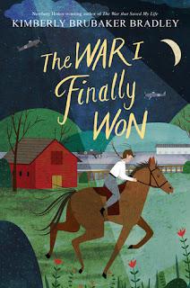 Book Review: The War I Finally Won by Kimberly Brubaker Bradley by freshfromthe.com.