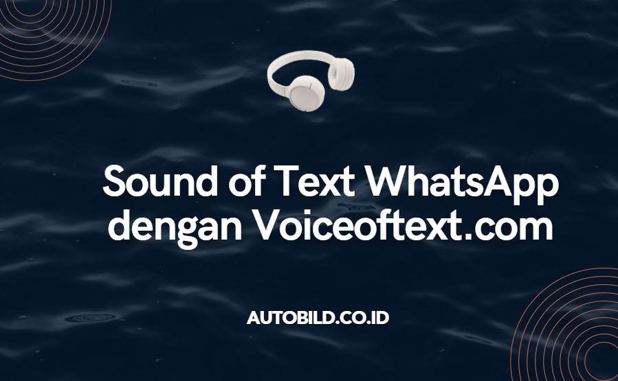 aplikasi voiceoftext.com