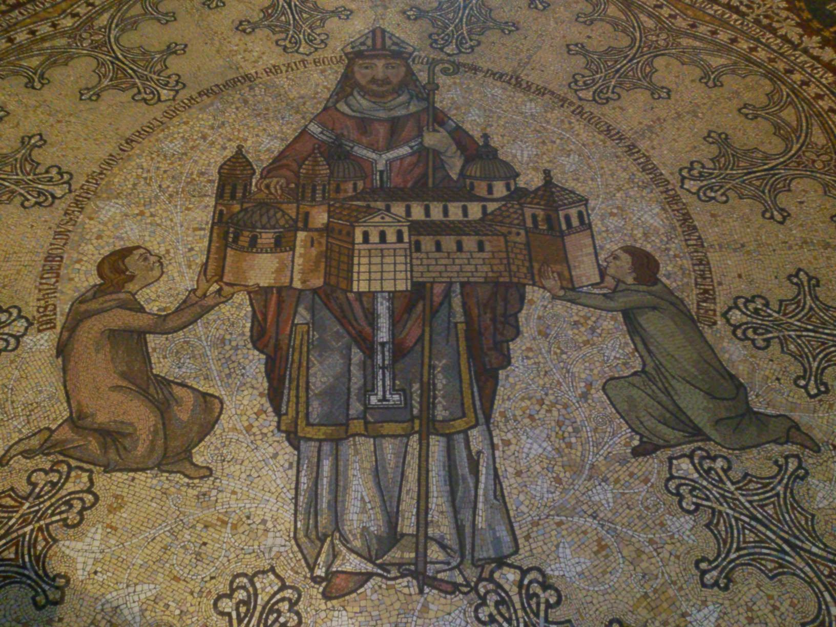 Posadzka katedry
