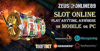 Game Slot Mobile / PC