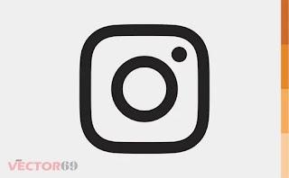 Instagram Icon - Download Vector File AI (Adobe Illustrator)