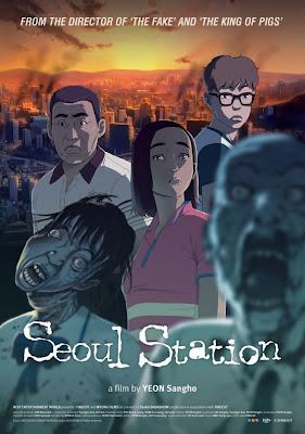 Seoul Station 2016 DVD R1 NTSC Sub
