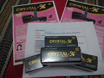harga crystal x murah asli distributor