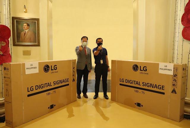 LG Digital Signage