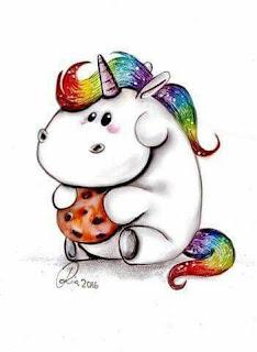 Imágenes de Unicornios tiernos y bonitos
