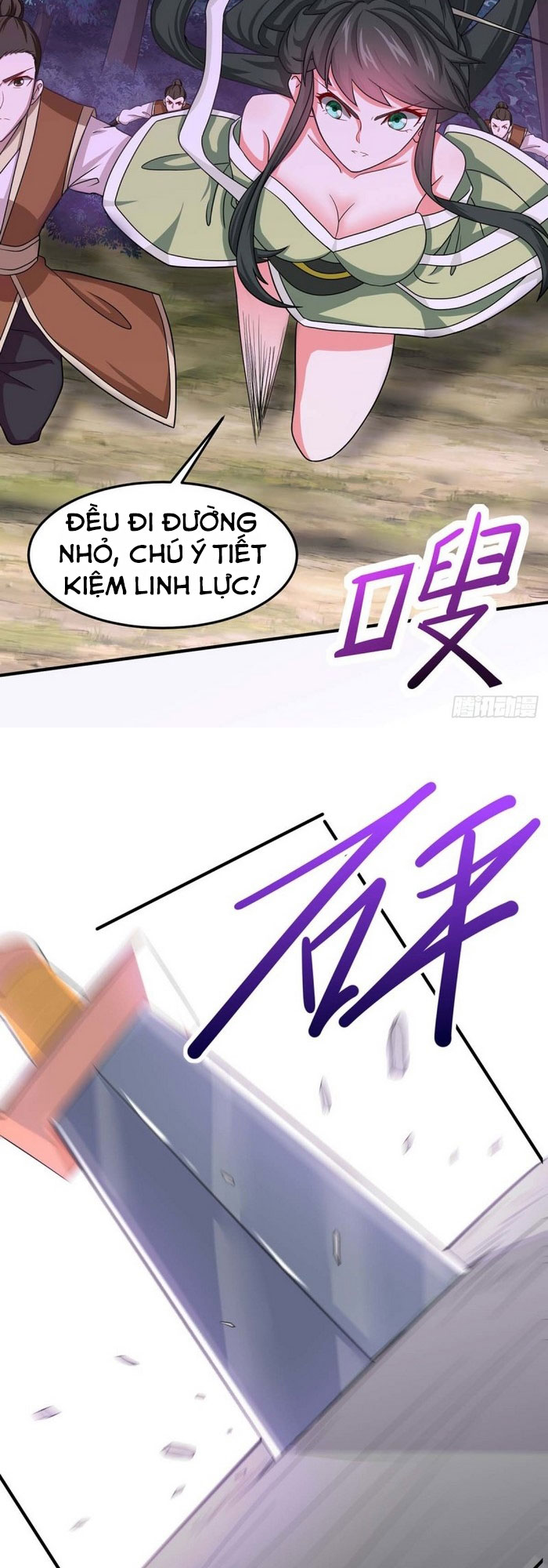 Tiên Đế Qui Lai chap 127 - Trang 20