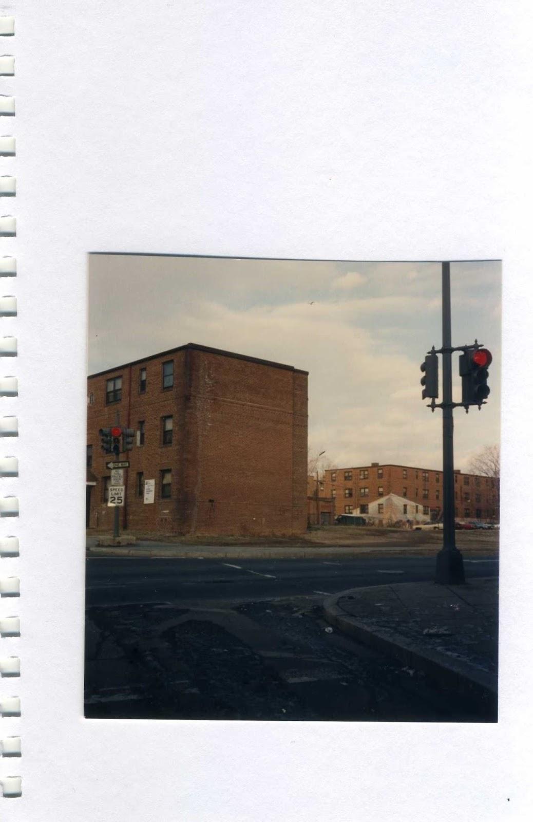 sociology in my neighborhood dc ward six murals mondrian and ellen wilson dwelling early summer 1988