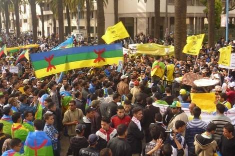 النظام المغربي يصادر تأسيس حزب سياسي منبثق من رحم الحركة الأمازيغية