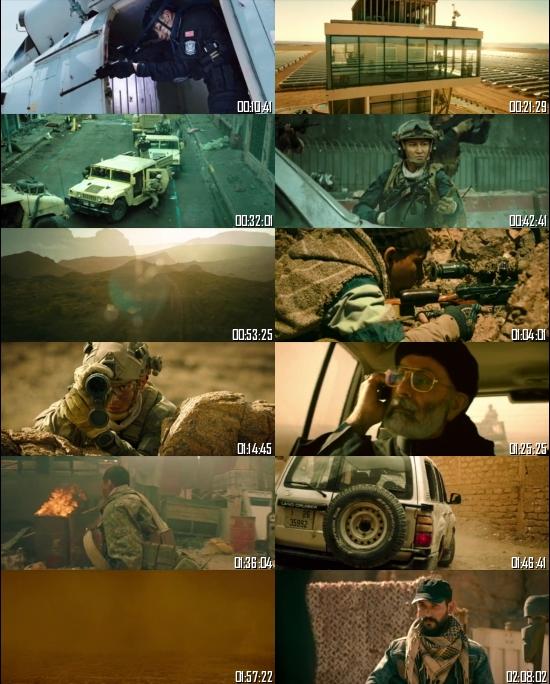 Operation Red Sea 2018 BRRip 720p 480p Dual Audio Hindi Chinese Full Movie Download