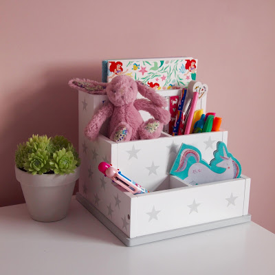 A great desk tidy for all those little bits and bobs