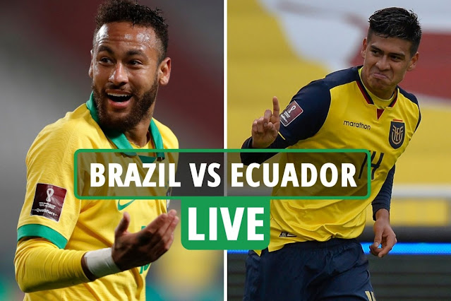 Brazil vs Ecuador Live Streaming Details: Copa America schedule, TV channel for Matchday 5