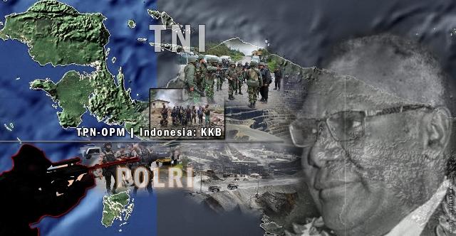 West Papua: Sandiwara Penyanderaan dan Marah-Marah