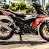 Mẫu Sơn xe máy Honda Winner Repsol cực đẹp