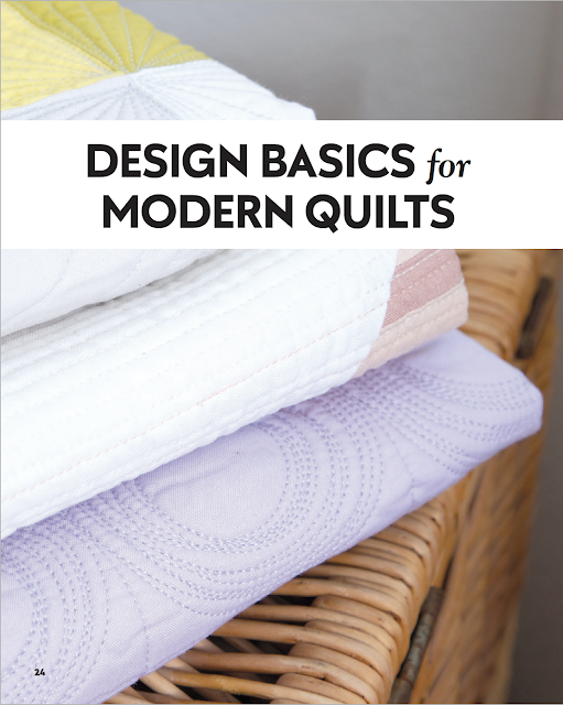 Design Basics for Modern Quilts