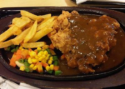 Resep Beef Steak Crispy