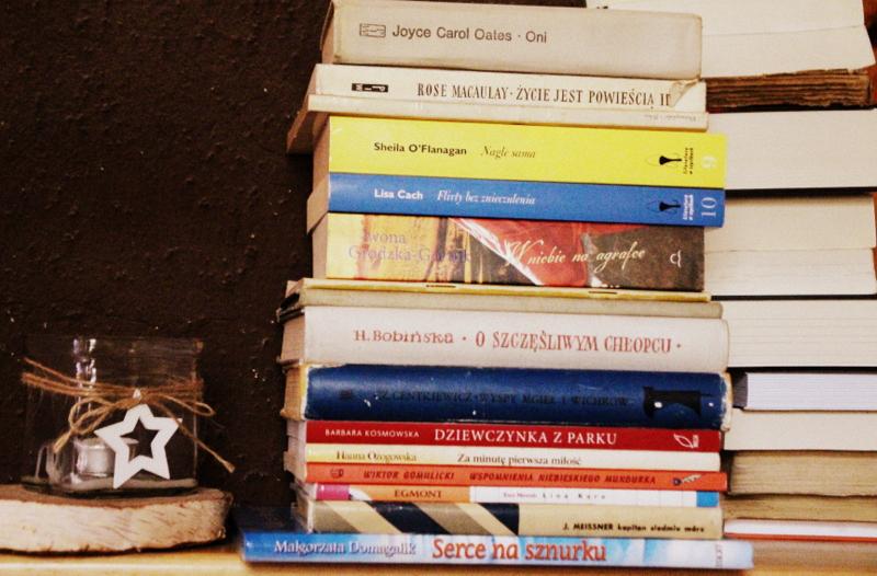 Tyle książkowych światów w jednej paczce