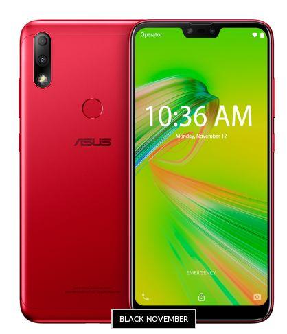 ASUS Zenfone Max Plus (M2) 3GB/32GB Vermelho