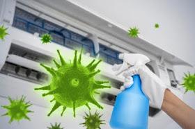 مختصة في الأمراض الجرثومية تحذّر : كورونا ينتقل عبر مكيفات الهواء
