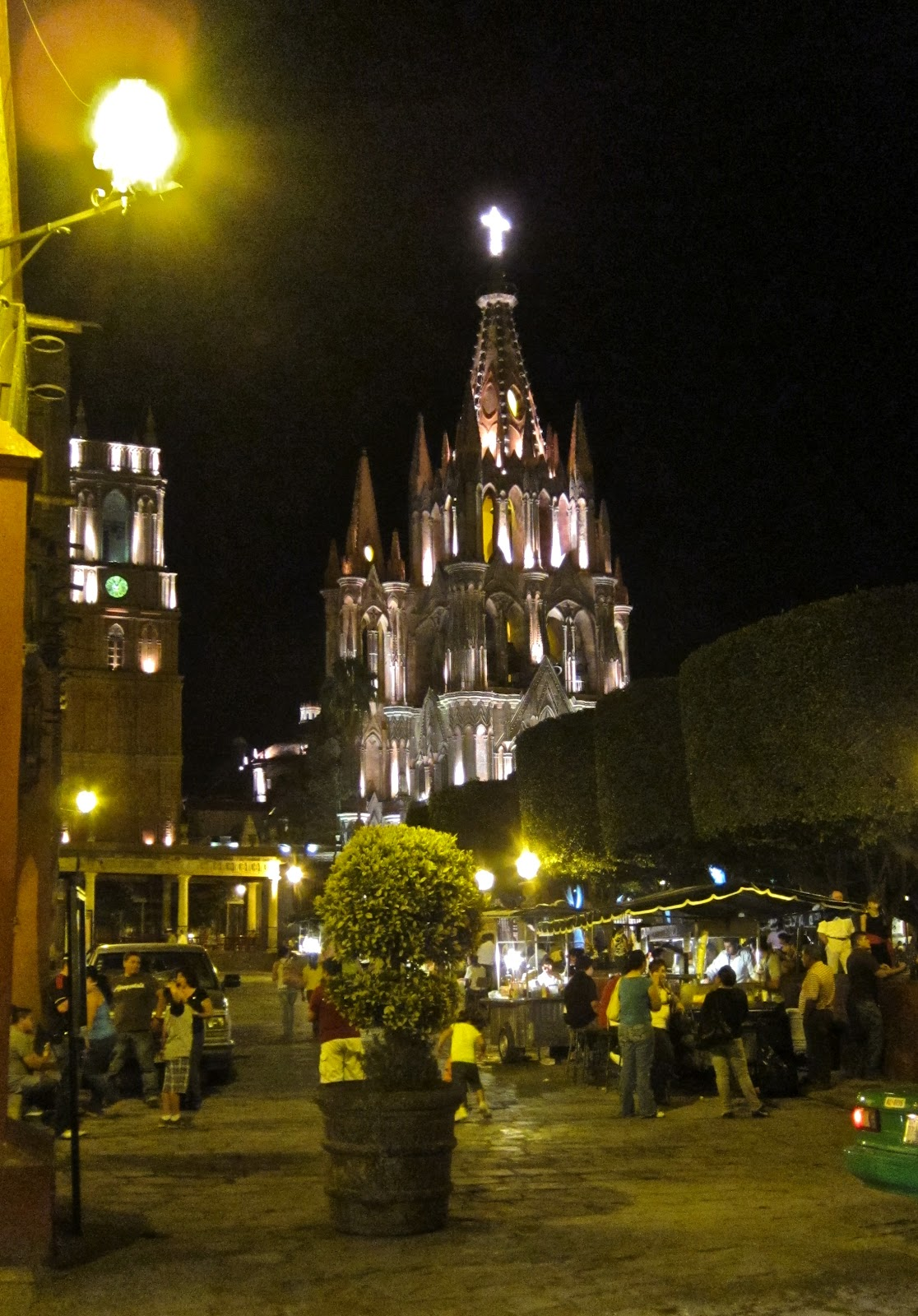 All Things Mexico Iglesias Churches Of San Miguel De